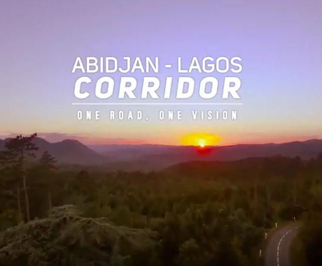 Abidjan – Lagos Corridor – One Road, One Vision